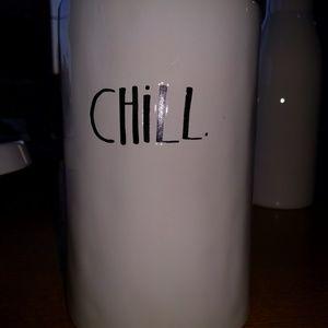 Other Rae Dunn Stem Print Line Wine Cooler Chill Poshmark